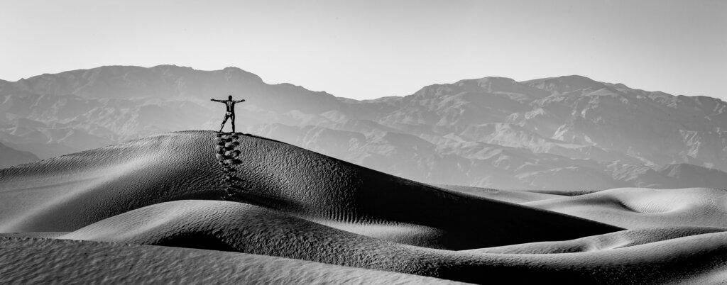 Skeleton-Man / Freedom Death Valley