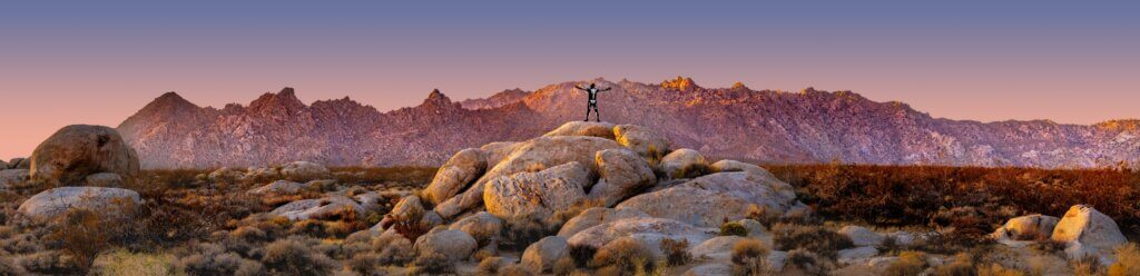 Skeleton-Man / Mojave Desert Celebration