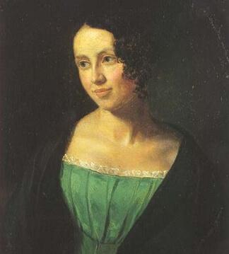 Regine Olsen (1822-1904), Søren Kierkegaards fiance